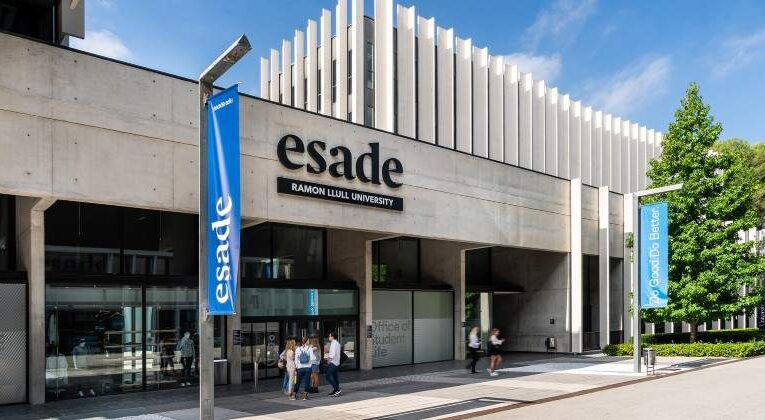 Esade Only Escuela In 56th World With Two Masters